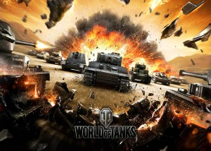 Opłatek na tort WORLD of TANKS WOT 19/34